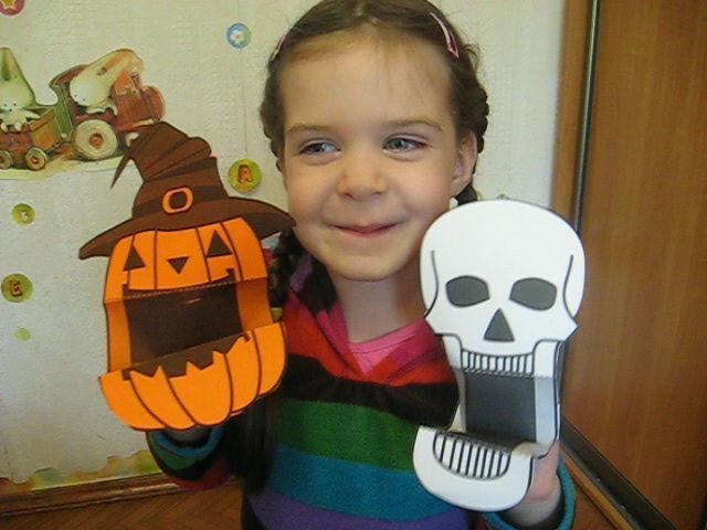 хеллоуин для детей