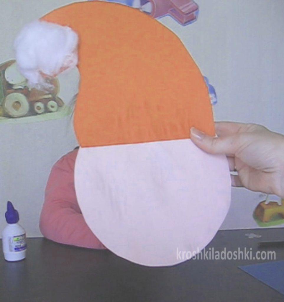 сделать дедов морозов своими руками