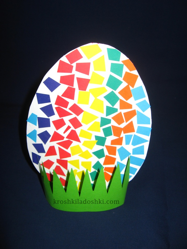пасхальное яйцо своими руками на конкурс