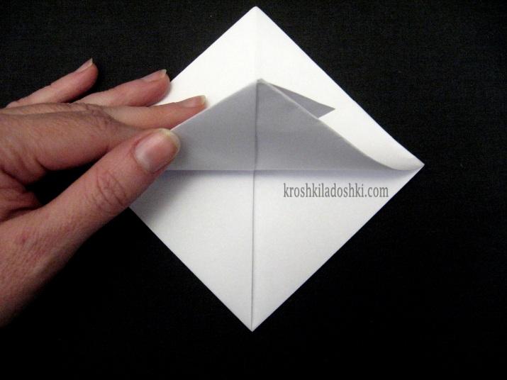мастер-класс как сделать бумажный кораблик
