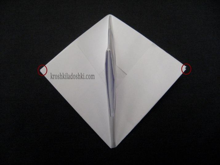 бумажный кораблик инструкция