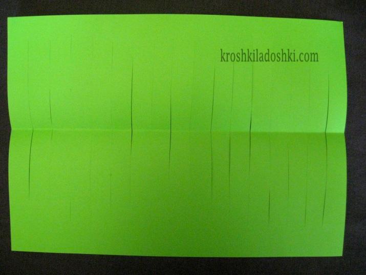 объемная аппликация из цветной бумаги на 8 марта