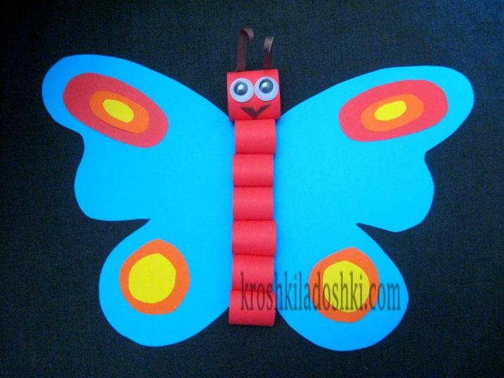 аплікація метелик