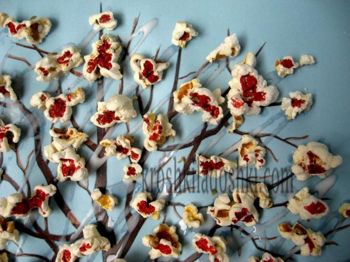 цветущее дерево для детей