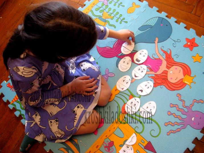 игры с дошкольниками на эмоции