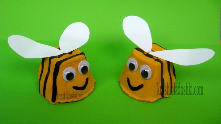 поделки пчелки
