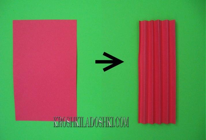 простое оригами для детей