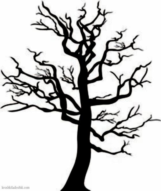дерево шаблон