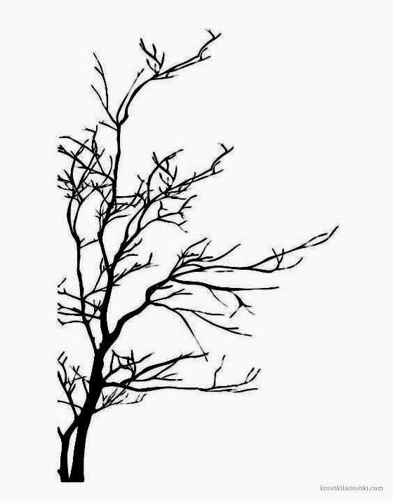 дерево без листьев скачать