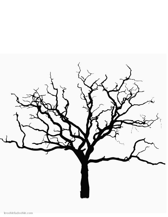шаблоны деревьев