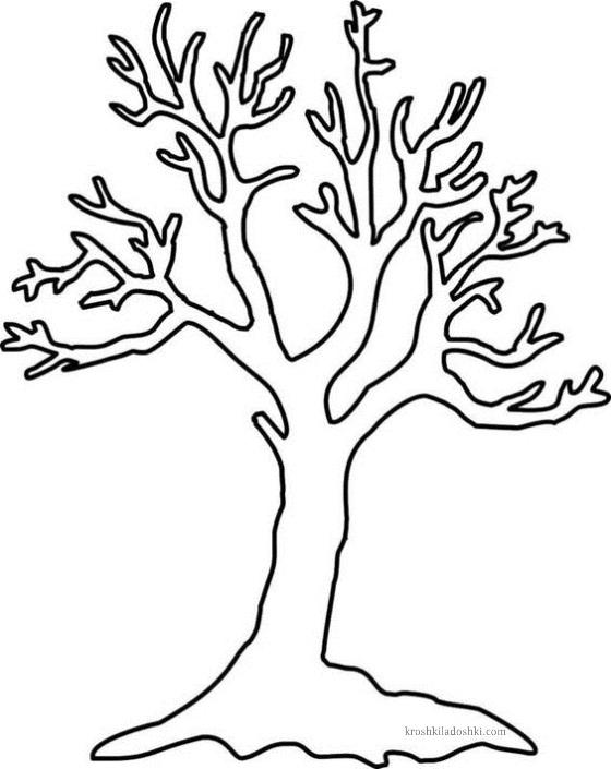 макет дерева скачать