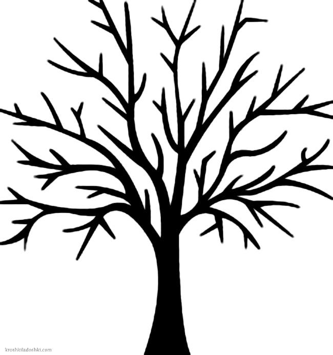 деревья для аппликаций