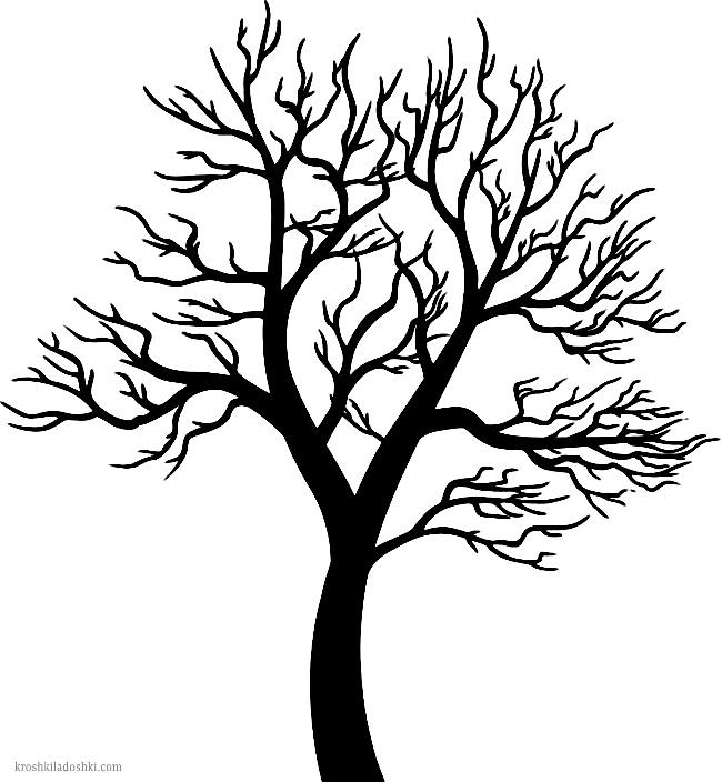 шаблон дерева для апплиций