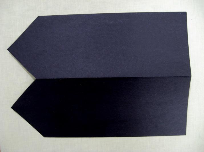 открытка в форме карандаша на день учителя