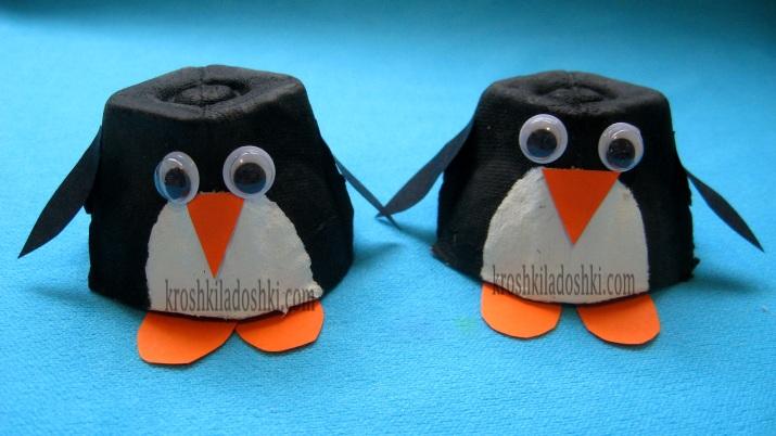 как сделать пингвина