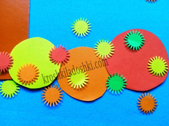 поделки в детский сад